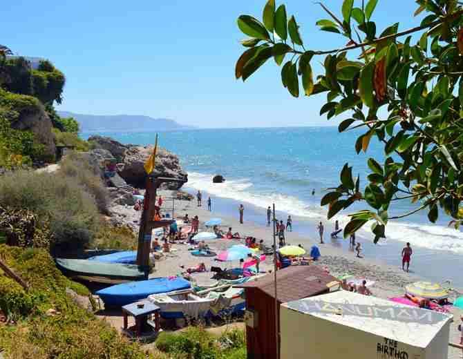 playa de carabeo
