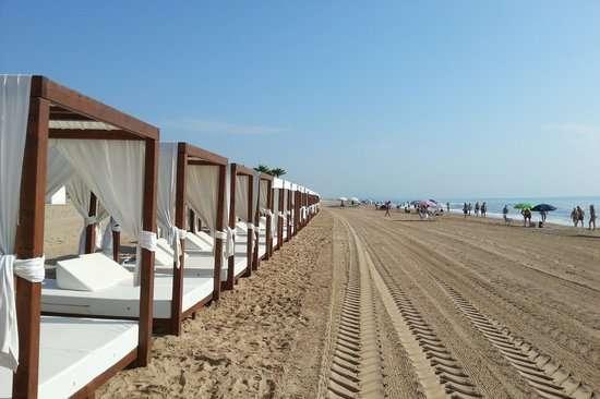 playa de moncayo