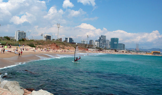 playa nova mar bella