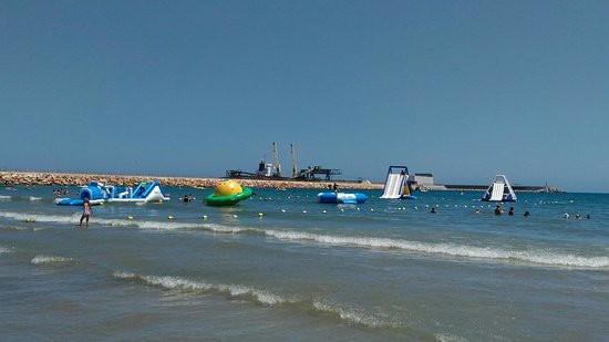 playa de los naufragos