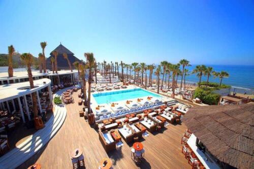 Best Beaches of Marbella