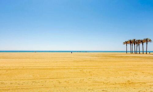 Best Beaches of Roquetas del Mar