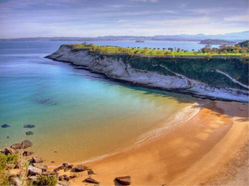 Best Beaches of Santander