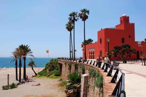 Best Beaches of Benalmadena